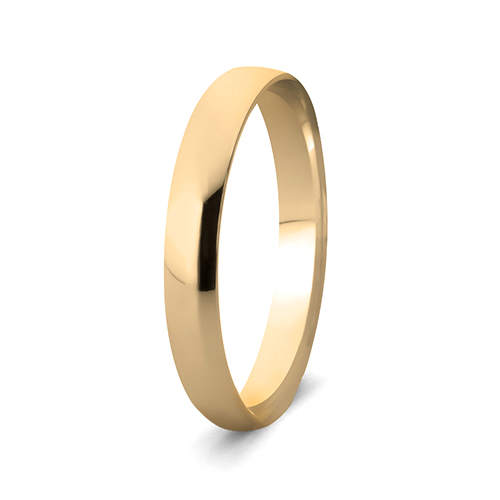 9Kt Gold Supreme Fit Wedding Band